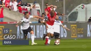 SL Benfica, Caso, Rafa aos 15'