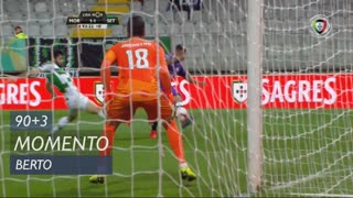 Vitória FC, Jogada, Berto aos 90'+3'