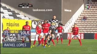 Boavista FC, Caso, Rafael Lopes aos 22'