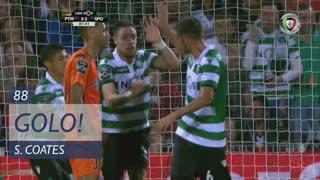 GOLO! Sporting CP, S. Coates aos 88', Portimonense 3-2 Sporting CP