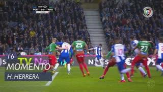 FC Porto, Jogada, H. Herrera aos 16'