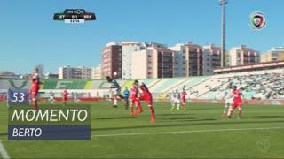 Vitória FC, Jogada, Berto aos 53'