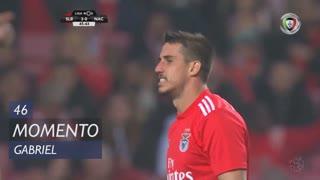 SL Benfica, Jogada, Gabriel aos 46'