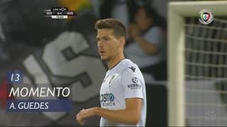 Vitória SC, Jogada, Alexandre Guedes aos 13'