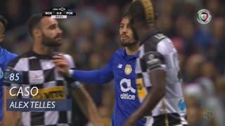 FC Porto, Caso, Alex Telles aos 85'