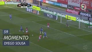 SC Braga, Jogada, Dyego Sousa aos 59'