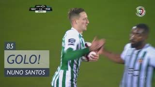 GOLO! Rio Ave FC, Nuno Santos aos 85', Rio Ave FC 1-2 FC Porto