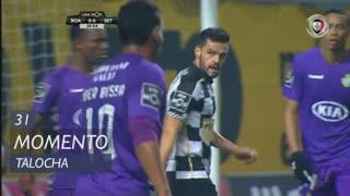Boavista FC, Jogada, Talocha aos 31'