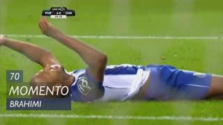 FC Porto, Jogada, Brahimi aos 70'