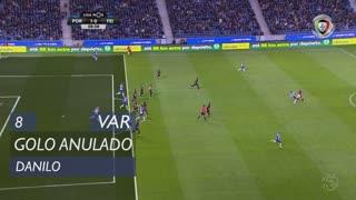 FC Porto, Golo Anulado, Danilo aos 8'