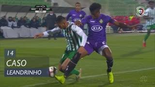Rio Ave FC, Caso, Leandrinho aos 14'