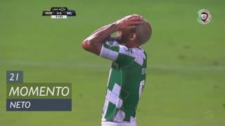 Moreirense FC, Jogada, Neto aos 21'