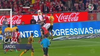 SL Benfica, Caso, Jardel aos 45'+1'