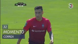 Marítimo M., Jogada, Correa aos 32'