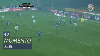Moreirense FC, Jogada, Bilel aos 40'