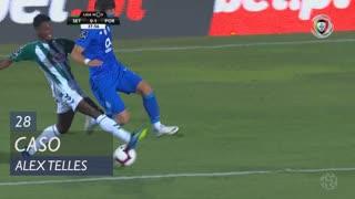 FC Porto, Caso, Alex Telles aos 28'