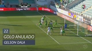 Rio Ave FC, Golo Anulado, Gelson Dala aos 22'