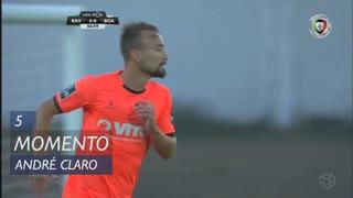 Boavista FC, Jogada, André Claro aos 5'