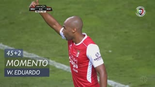 SC Braga, Jogada, Wilson Eduardo aos 45'+2'