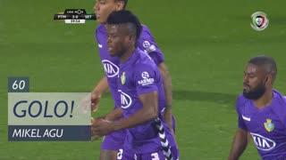 GOLO! Vitória FC, Mikel Agu aos 60', Portimonense 3-1 Vitória FC