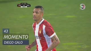 CD Aves, Jogada, Diego Galo aos 43'
