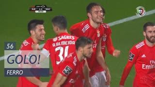 GOLO! SL Benfica, Ferro aos 56', SL Benfica 6-0 CD Nacional