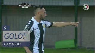 GOLO! CD Nacional, Camacho aos 9', CD Nacional 1-0 Vitória SC