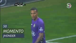 Vitória FC, Jogada, Jhonder aos 50'