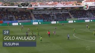Boavista FC, Golo Anulado, Yusupha aos 59'