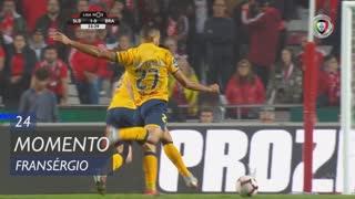 SC Braga, Jogada, Fransérgio aos 24'