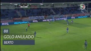 Vitória FC, Golo Anulado, Berto aos 88'