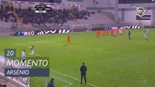 Moreirense FC, Jogada, Arsénio aos 20'
