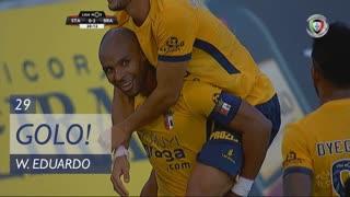 GOLO! SC Braga, Wilson Eduardo aos 29', Santa Clara 0-2 SC Braga