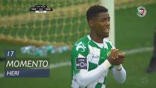 Moreirense FC, Jogada, Heri aos 17'