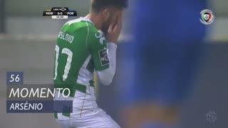 Moreirense FC, Jogada, Arsénio aos 56'