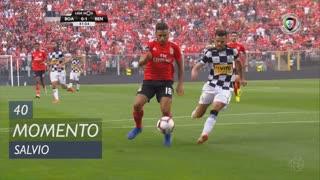 SL Benfica, Jogada, Salvio aos 40'