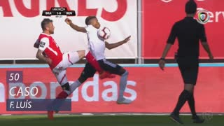 SL Benfica, Caso, Florentino Luís aos 50'