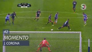 FC Porto, Jogada, J. Corona aos 42'