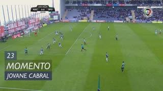 Sporting CP, Jogada, Jovane Cabral aos 23'