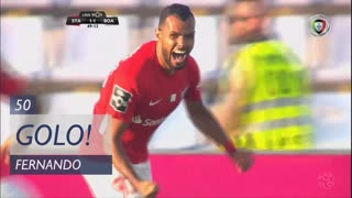 GOLO! Santa Clara, Fernando aos 50', Santa Clara 2-1 Boavista FC