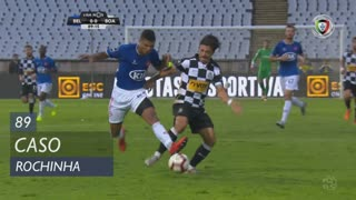 Boavista FC, Caso, Rochinha aos 89'