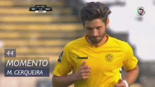 CD Nacional, Jogada, Mauro Cerqueira aos 44'