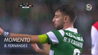 Sporting CP, Jogada, Bruno Fernandes aos 59'