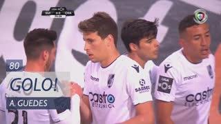 GOLO! Vitória SC, Alexandre Guedes aos 80', Vitória SC 4-0 GD Chaves