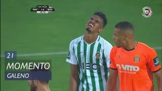 Rio Ave FC, Jogada, Galeno aos 21'