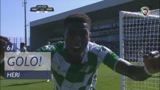 GOLO! Moreirense FC, Heri aos 61', CD Nacional 1-2 Moreirense FC