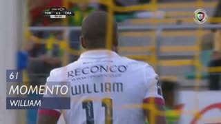 GD Chaves, Jogada, William aos 61'