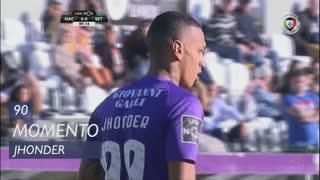 Vitória FC, Jogada, Jhonder aos 89'