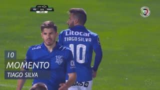 CD Feirense, Jogada, Tiago Silva aos 10'