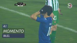 Moreirense FC, Jogada, Bilel aos 41'